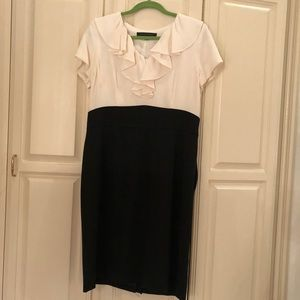 Anne Klein Career Dress Short Sleeve 12